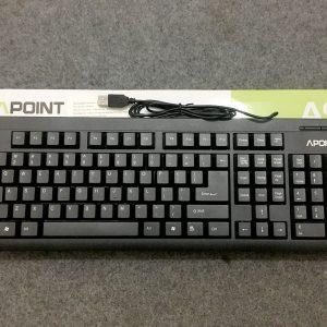 Bàn phím máy tính Apoint A9