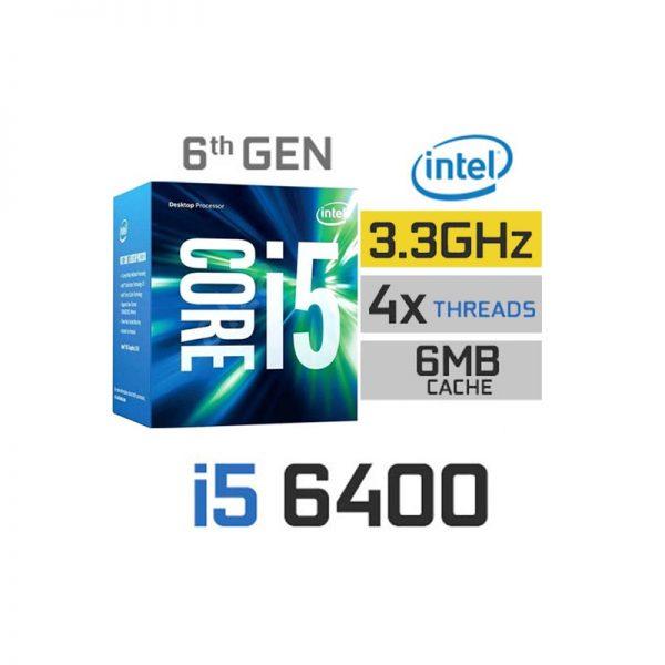 cpu core i5 6400