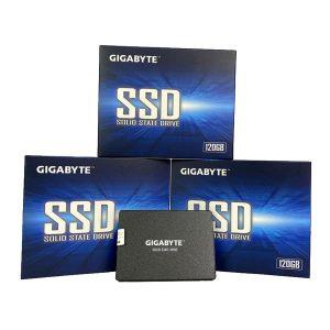 """Ổ cứng SSD Gigabyte 120GB SATA 2,5"""" - Bảo hành 3 năm"""
