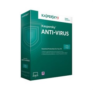 Phần mềm diệt virus Kaspersky Antivirus Sercurity